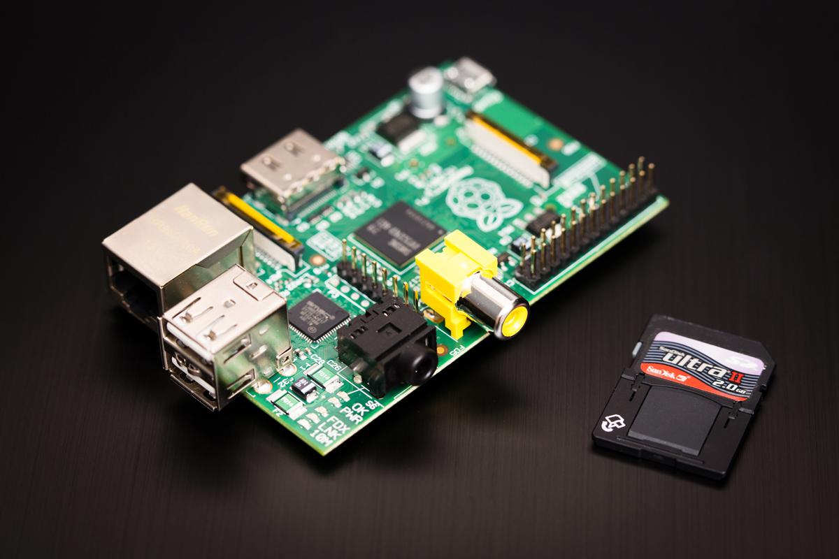 Serveur Vpn + Vidéo surveillance avec un Raspberry Pi