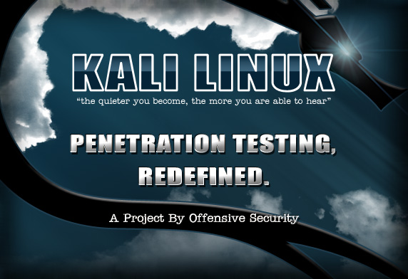 Backtrack 6 alias Kali-Linux