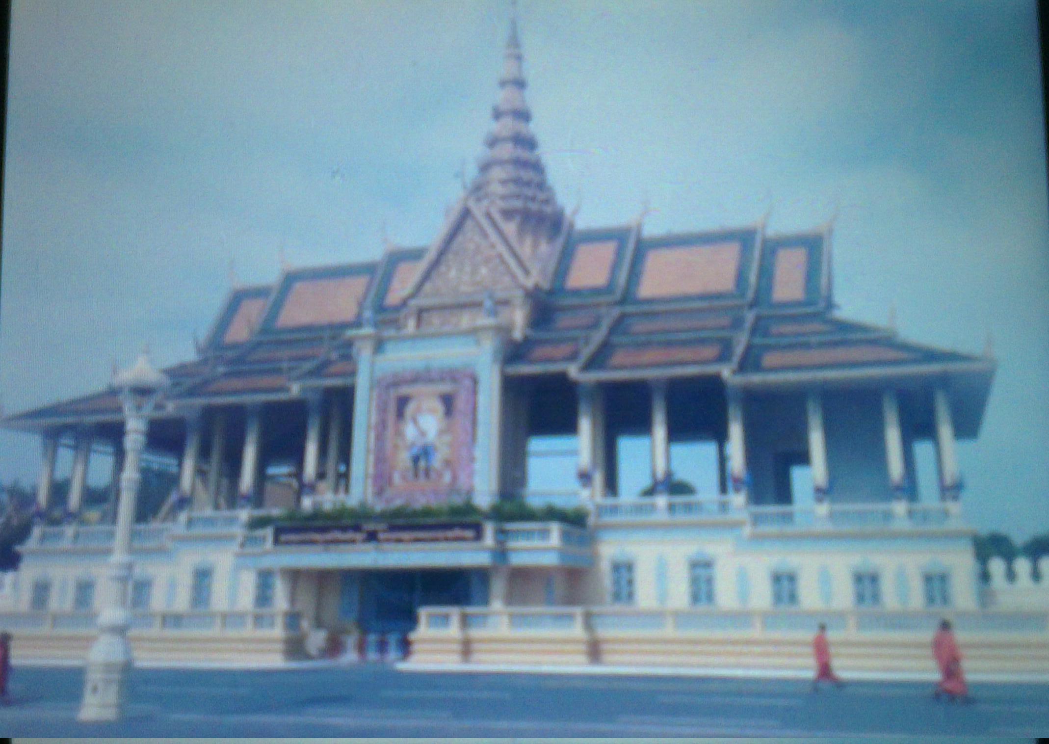 Premières heures à Pnhom Penh