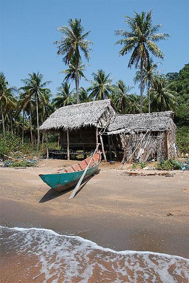 Tour du Cambodge