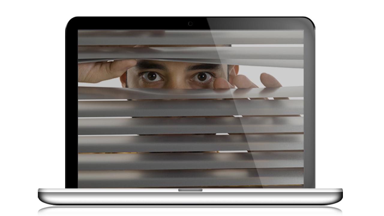 Espionner une machine sur un réseau