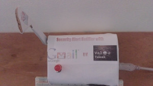 Secutiry Alert Notifier