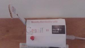 Secutiry Alert Notifier