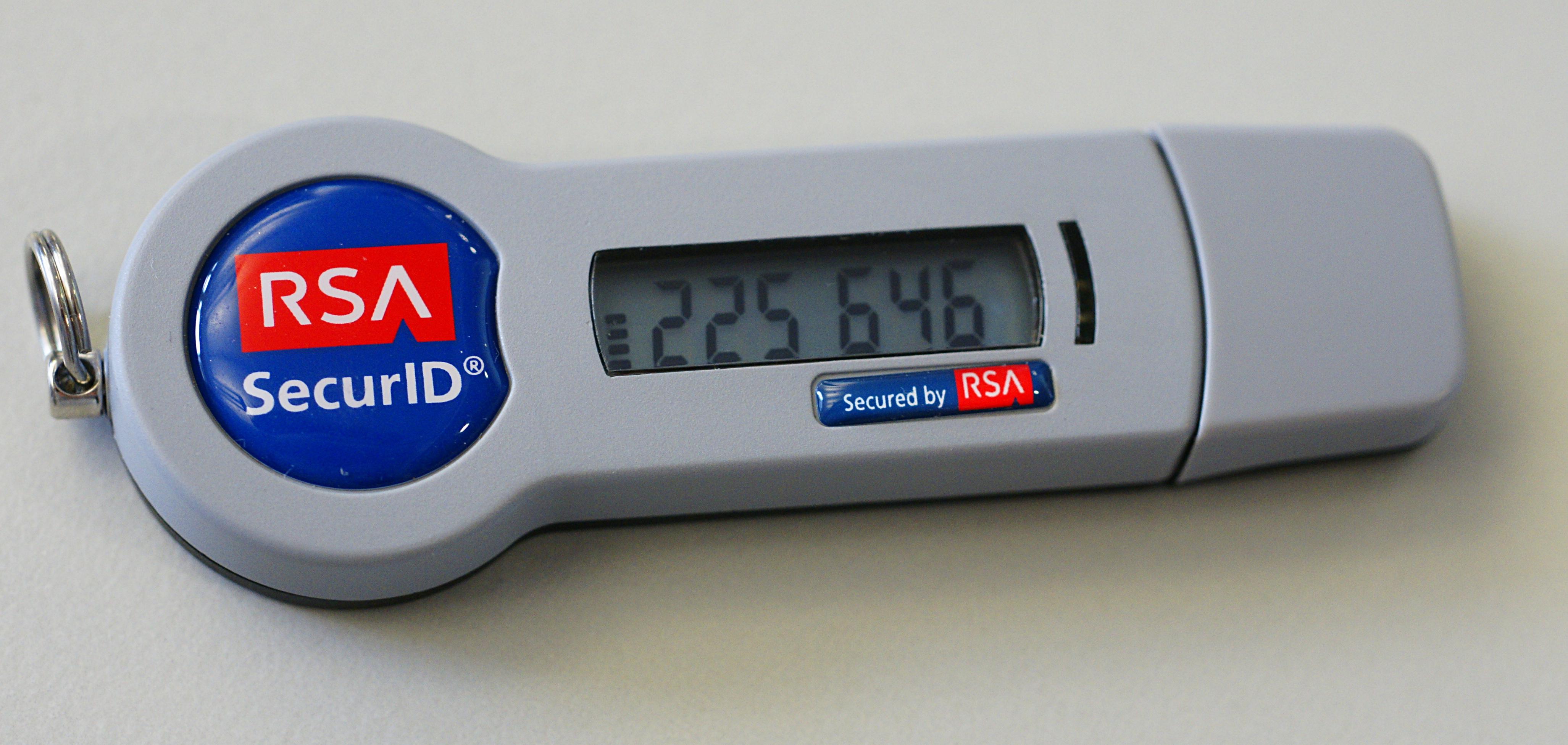 Casser RSA… ou presque!