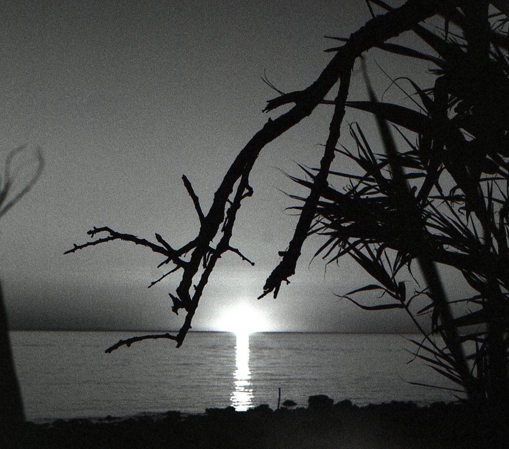 Apprécier un coucher de soleil