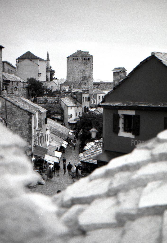 Un oeil sur Mostar